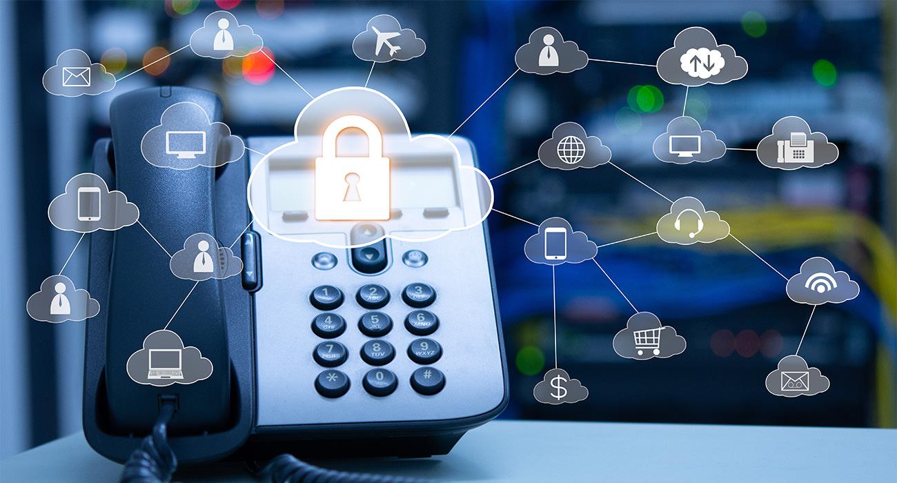 Telefonlösung - IP Telefonie