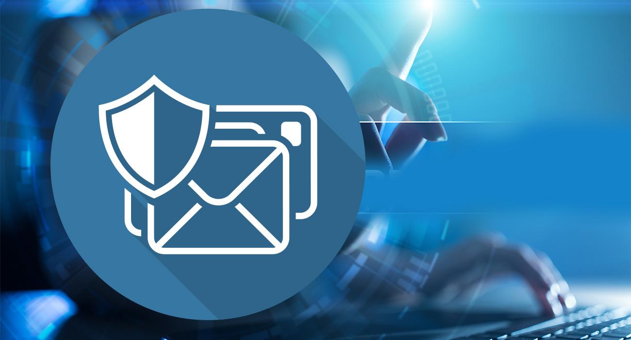 Email Schutz ist Mandaten Schutz