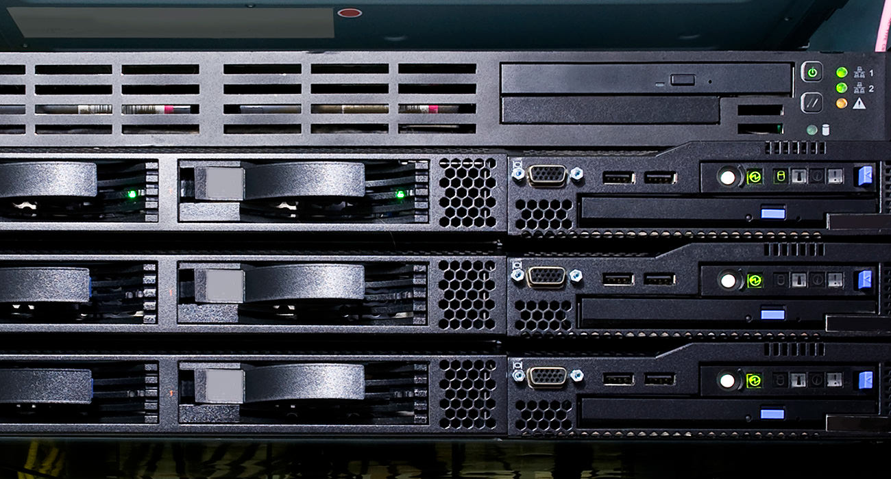 Serverlösungen für Kanzleien
